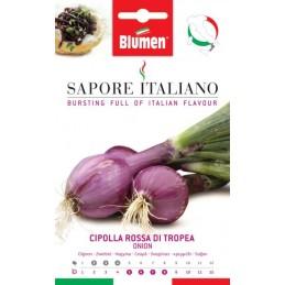Rote Zwiebeln Sehr früh reifende Sorte, rund, sehr mild. Eine Aussaat ist von Frühjahr bis Herbst möglich. - Mineralst