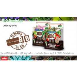 BIO Dünger Drop-by-Drop Peperoncini & Pomodori