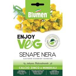 Enjoy Veg Schwarzer Senf Senape Nera Samen - Regionen Italiens
