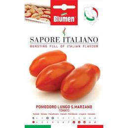 Tomate/Paradeiser Lungo S. Marzano - Regionen Italiens