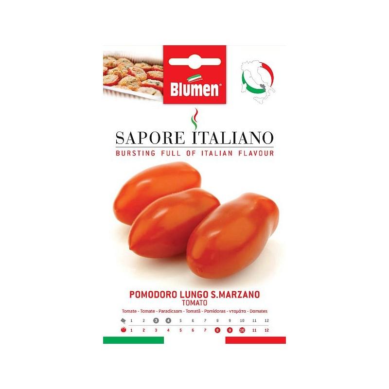 Tomate/Paradeiser Lungo S. Marzano