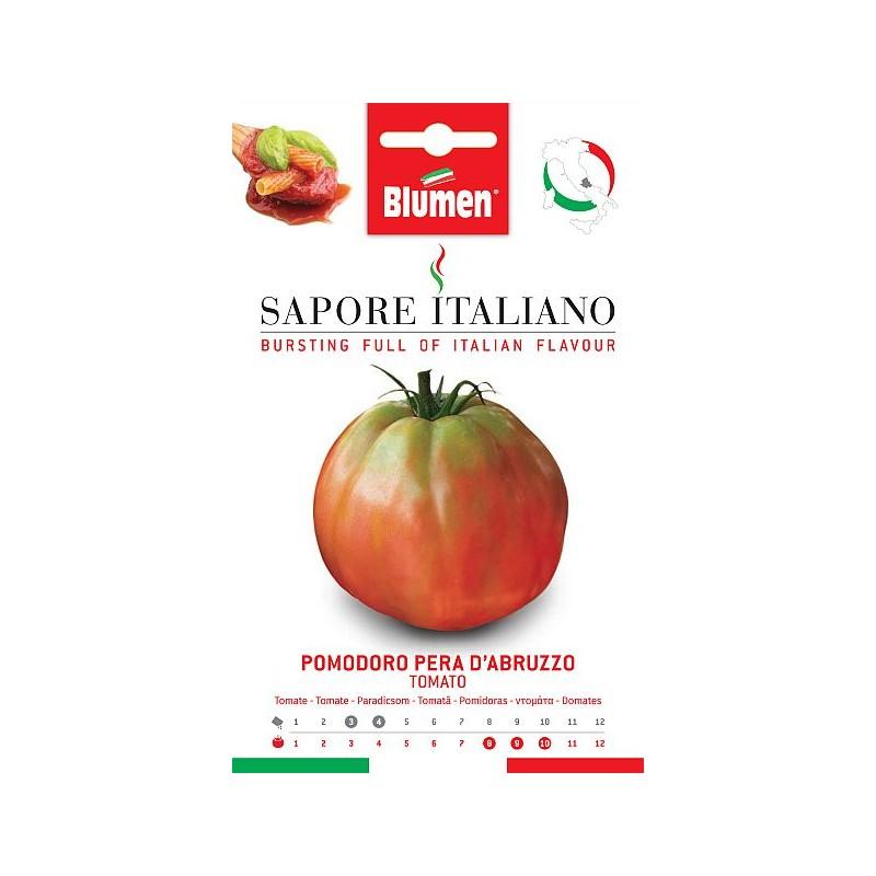 Tomate/Paradeiser Pera D'Abruzzo - Regionen Italiens