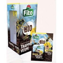 Wespenfalle BIO Extrem wirksamer natürlicher Lockstoff. - Regionen Italiens