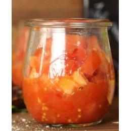 Rezept für ein Paprika Chutney - Regionen Italiens