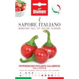 Kirschchili piccante Calabrese Peperonicino Piccante Calabrese - Mineralstoffern