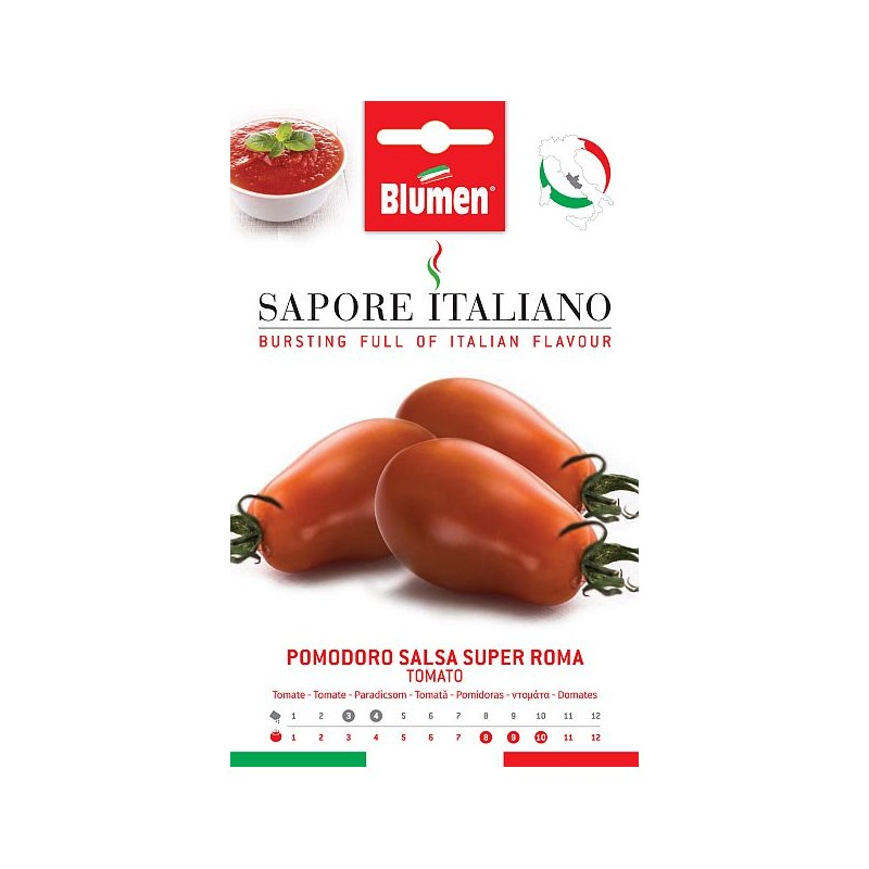 Tomate/Paradeiser Salsa Super Roma