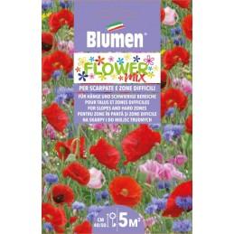 Flower Mix- Hänge und schwierige Bereiche