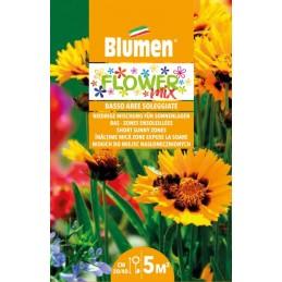 Flower Mix- Niedrigwachsend für sonnige Bereiche