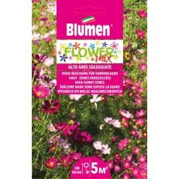 Flower Mix- Hochwachsend für sonnige Bereiche