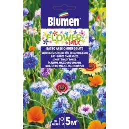 Flower Mix- Niedrige Mischung für Schattenlagen