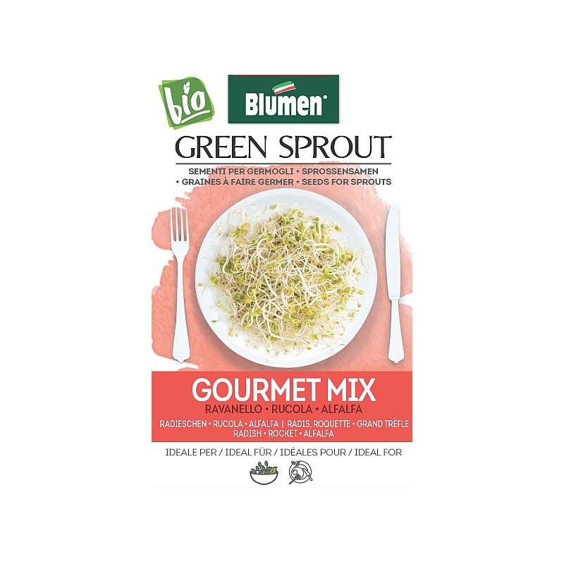 GOURMET MIX - Sprossen BIO Samen
