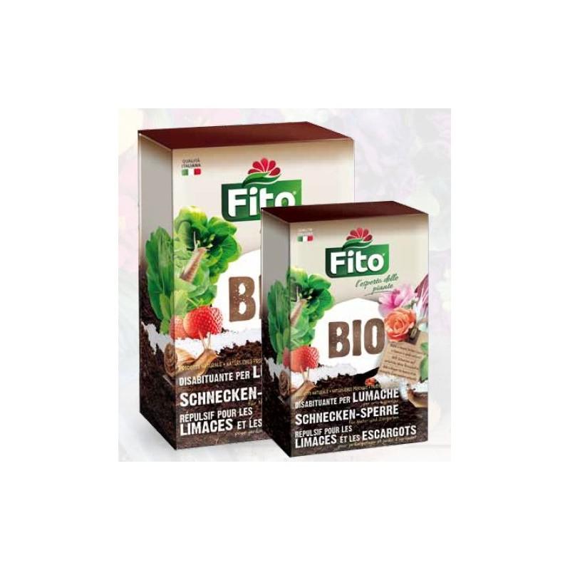 Die Schnecken-Sperre ist ein Naturprodukt, umweltfreundlich und biologisch. - Regionen Italiens