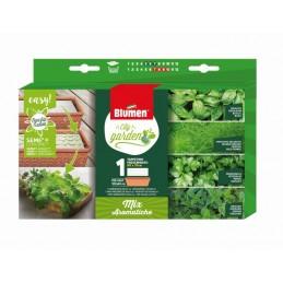 Packung SamenpadKräuter MIX mit Samen und Dünger - Vitamine
